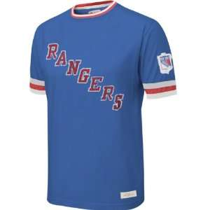 New York Rangers Blue Remote Control Jersey Shirt Sports