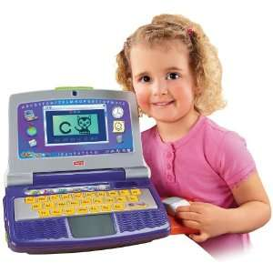 Fisher Price Color Flash Laptop    Toys & Games