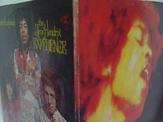 JIMI HENDRIX   Electric Ladyland LP (US Pressing, Gatefold) EX
