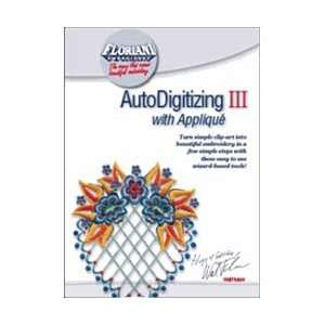 III with Applique Embroidery Software Arts, Crafts & Sewing