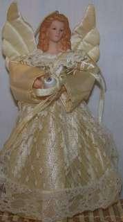 Vintage Tree Top Angel Leapak CO LTD China