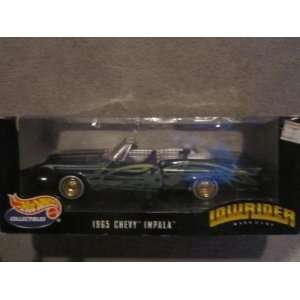 Hotwheels 1965 Chevy Impala Lowrider magazine: Everything Else