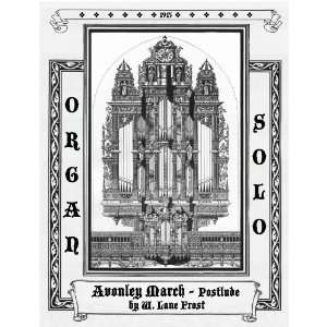 Avonley March   Postlude   Organ Solo: W. Lane Frost