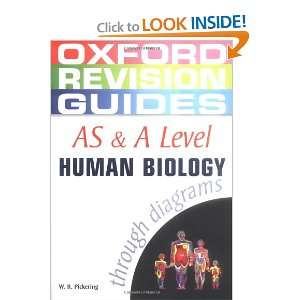 As & a Level Human Biology Through Diagrams (Oxford