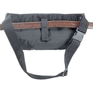 Nylon Fanny Pack Gunrunner Holster (Medium, Black) Sports & Outdoors