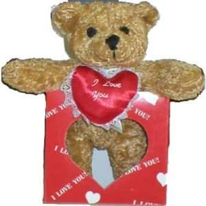 Valentines Day Build Your Own Heart Bear Promotion Case