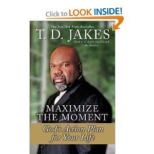 Gods Action Plan For Your Life (9780425181638) T. D. Jakes Books