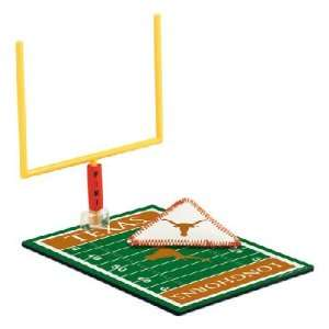 Texas Longhorns FIKI Football Game Set   Texas Orange