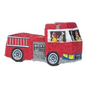 Ya Otta Pinata Fire Engine Toys & Games