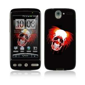 Killa Klown Protective Skin Cover Decal Sticker for HTC Desire Cell