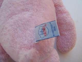 baby Gund Large 19 Pink My First Teddybear #5836