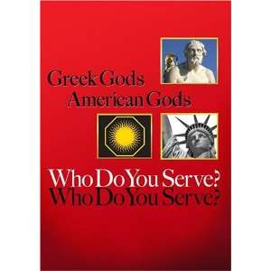 Greek Gods American Gods Who Do You Serve Movies & TV