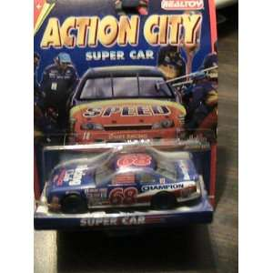 Action City Super Car Champion #68 by Realtoy: Everything
