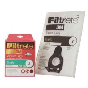 Miele Type Z Filtrete 3M Allergen Dustbags for S170   S185