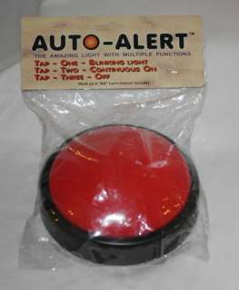 Auto Alert Light Safety /Distress 3 Funcion Tap Touch