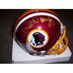 Mark Moseley Autographed Redskins Mini Helmet Sports