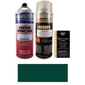 12.5 Oz. Dark Tourmaline Metallic Spray Can Paint Kit for