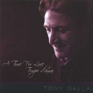 Time for Love (Tempo D Amar): Tony Galla: Music
