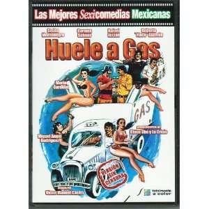 HUELE A GAS: Sasha Montenegro, Victor Manuel Castro