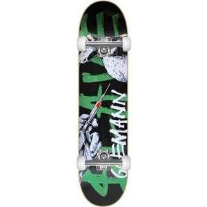 Slave Goemann Test Rat Complete Skateboard   8.0 w/Raw