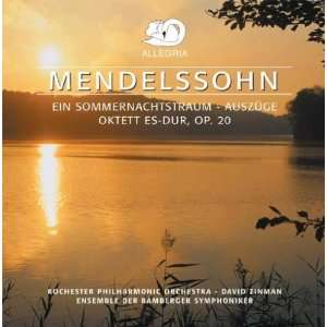 Midsummer Nights Dream (Excerpts)./: F. Mendelssohn: Music