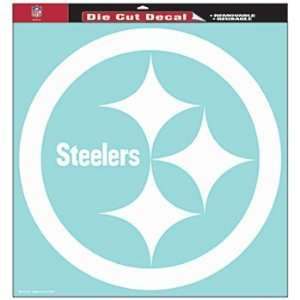 Pittsburgh Steelers Nfl 18X18 Die Cut Decal Wincraft