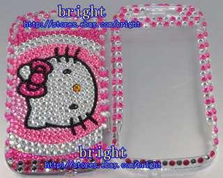 Hello kitty Bling Case for HTC TMobile MyTouch 4G #10