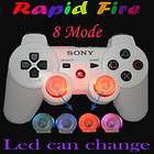 PS3 COD8 MW3 Modified Modded Rapid Fire 8 mode Controller Gamepad With