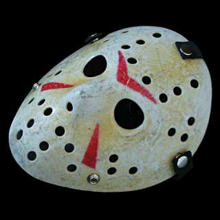 Friday the13th JASON Adult Mask Halloween Masquerade Vin