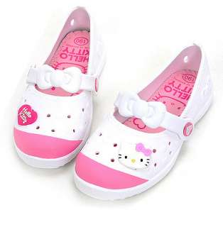 Hello kitty kids sandals girls boys shoes eva chlildren