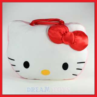 Sanrio Hello Kitty Pillow and Throw Set   Blanket Cushion
