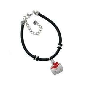 Heart Love Letter Black Charm Bracelet [Jewelry] Jewelry