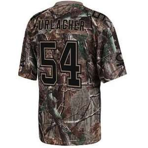 Chicago Bears NFL Jerseys #54 Brian Urlacher Camo Authentic Football
