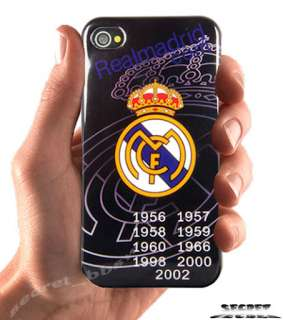 New Barcelona FC FCB iPhone 4 OS 4th Cover Case Back Skin Housing
