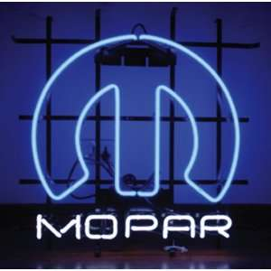 Mopar Neon Sign Automotive