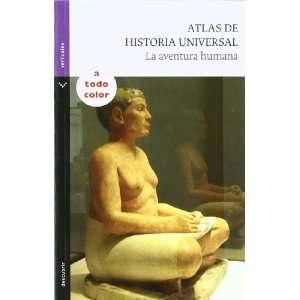 Atlas de historia universal (9788434236141) Varios