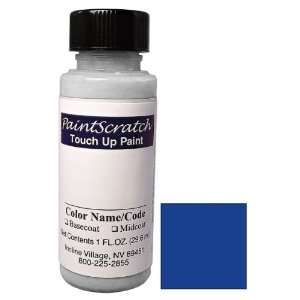 1 Oz. Bottle of Monte Carlo Blue Pearl Touch Up Paint for