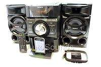Sony MHC EC69i 100 Watts Hi Fi Mini Shelf Home Stereo System iPod Dock