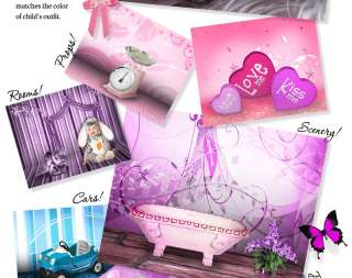 FANTASY KIDS DIGITAL BACKGROUNDS PHOTOSHOP TEMPLATES