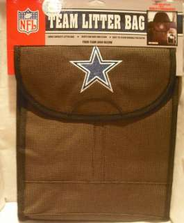 Dallas Cowboys Team Litter Bag