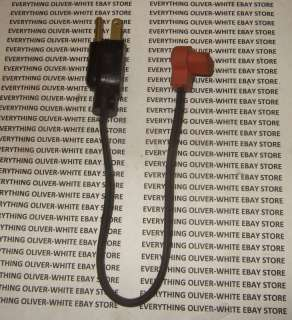 ENGINE COOLANT BLOCK HEATER CORD OLIVER WHITE TRACTOR