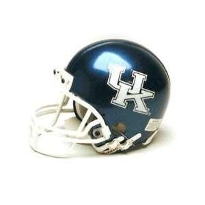 Kentucky Wildcats Miniature Replica NCAA Helmet w/Z2B Mask
