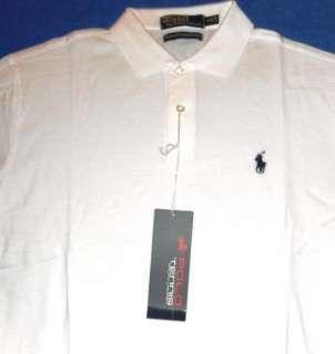 NWT $69.50 Polo Ralph Lauren Logo Polo Shirt Small