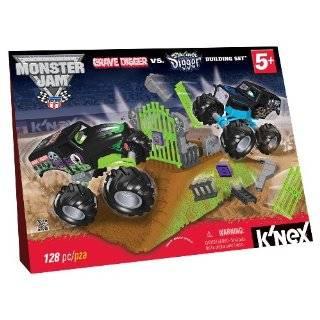 Monster Jam Monster Jam Grave Digger vs Son uva Digger