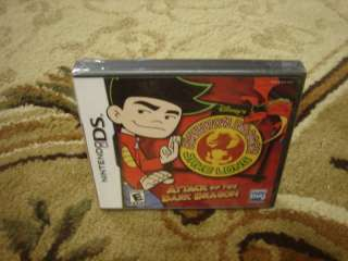 American Dragon Jake Long    Attack of the Dark Dra 712725002565