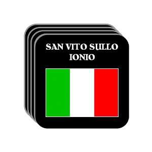 Italy   SAN VITO SULLO IONIO Set of 4 Mini Mousepad