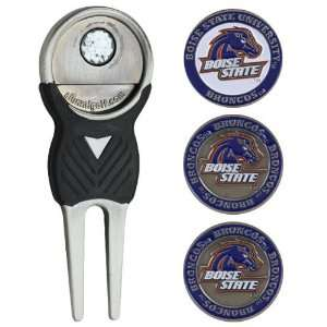 Boise State Broncos Divot Tool and Ball Marker Set