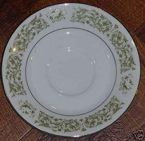 EVERBRITE Fine China JAPAN, set of 11 6 saucer plates