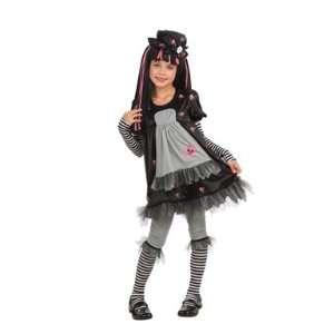 Goth Doll ista Wig Toys & Games