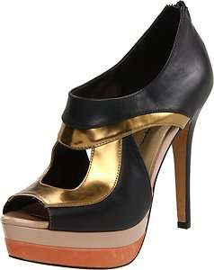 NIB Jessica Simpson Evannan in Black/Bronze